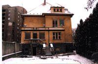 Rekonstrukce objektu vila Dvořákova 2 v Ostravě