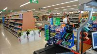 Novostavba prodejny potravin Hruška spol. s r.o. v Klimkovicích