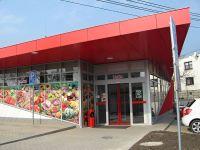 Rekonstrukce prodejny HRUŠKA ve Lhotce u Ostravy