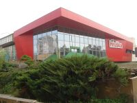 Rekonstrukce prodejny Hruška na OC Odra Ostrava