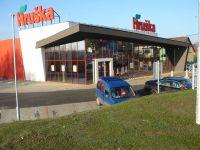 Novostavba prodejny Hruška ve Staré Vsi nad Ondřejnicí