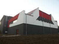 Bourací práce, rekonstrukce, přístavba, zpevněné plochy a inženýrské sítě prodejny HRUŠKA ve Vřesině
