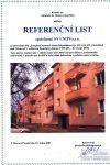 Zateplení bytových domů Štěpaňákova č.p. 633,634,635 v Kunčicích nad Ostravicí