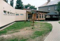 Demolice a výstavba tělocvičny u Základní školy v Ostravě – Svinově na ulici Bílovecké č. 10
